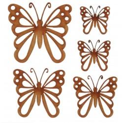 MDF Butterflies