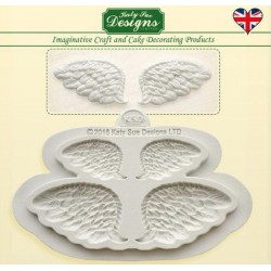 Wings Silicone Mould by...