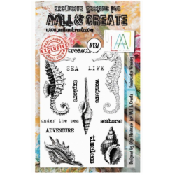 AALL AND CREATE STAMP SET 137