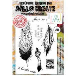 AALL AND CREATE STAMP SET 11