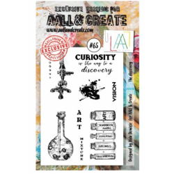 AALL AND CREATE STAMP SET 65