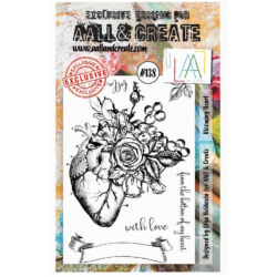 AALL AND CREATE STAMP SET 138