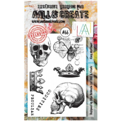 AALL AND CREATE STAMP SET 66