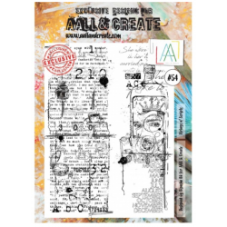 AALL AND CREATE A4 STAMP 54...