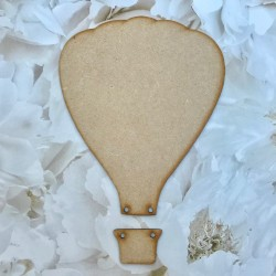 MDF Hot Air Balloon