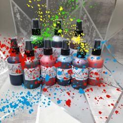 Full Set of Acrylic Inks -...