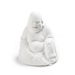 Plaster Laughing Buddha