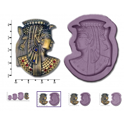 Cleopatra Silicone Mould -...