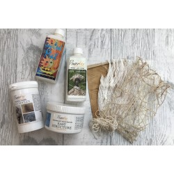 Hearty White Air Drying Clay
