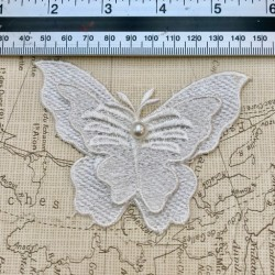 Large Fabric Butterfly...