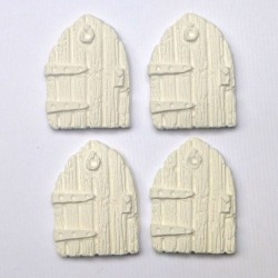 Plaster Fairy Doors