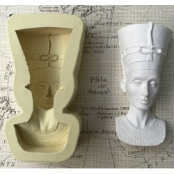 Nefertiti Silicone Mould
